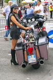 BARCELONA HARLEY DAYS 2012 Stock Photography