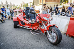 BARCELONA HARLEY DAYS 2014 Royalty Free Stock Image