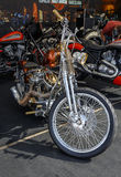 BARCELONA HARLEY DAYS 2014 Stock Photo