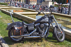 BARCELONA HARLEY DAYS 2013 Stock Images