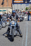 BARCELONA HARLEY DAYS 2014 Stock Photos