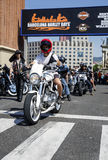 BARCELONA HARLEY DAYS 2014 Stock Images