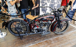 BARCELONA HARLEY DAYS 2015 Stock Image