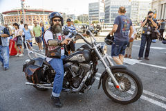 BARCELONA HARLEY DAYS 2013 Stock Image