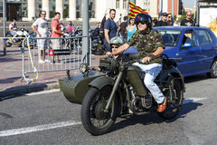 BARCELONA HARLEY DAYS 2013 Royalty Free Stock Photos