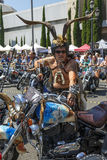 BARCELONA HARLEY DAYS 2013 Royalty Free Stock Photography