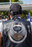 BARCELONA HARLEY DAYS 2014 Royalty Free Stock Images