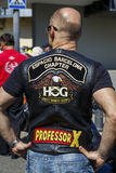 BARCELONA HARLEY DAYS 2014 Royalty Free Stock Photos