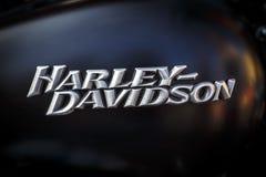 BARCELONA HARLEY-TAGE 2013 Lizenzfreies Stockbild
