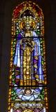 Barcelona - heilige Mary van Sagrad cor DE Jesus stock fotografie
