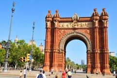 Barcelona, Hiszpania Zdjęcia Stock