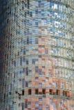 Agbar wierza, Barcelona Obrazy Royalty Free