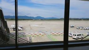 Barcelona, Hiszpania - 26 2016 Wrzesień: Girona Costa Brava Barcelona lotnisko zbiory