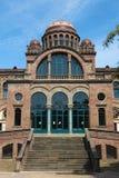 Barcelona Hospital Stock Photography