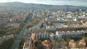 Barcelona hotelu sztuki Fotografia Royalty Free