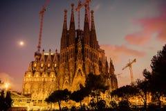 Barcelona. Katalonien, Spanien. Lizenzfreie Stockbilder