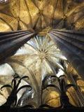Barcelona-Kathedrale Stockfotografie