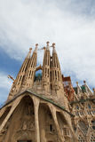 Barcelona la Sagrada familia 3 Royalty Free Stock Photos