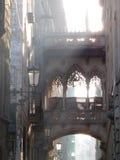 Barcelona - Lace of stone Stock Photos