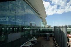 Barcelona lotnisko Obrazy Royalty Free