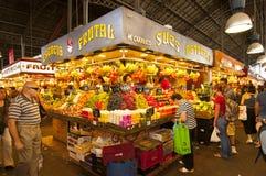 Barcelona market Stock Images