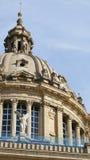 Barcelona MNAC kupol Arkivbilder