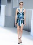 080 BARCELONA moda - CUSTO BARCELONA wybieg Obraz Royalty Free