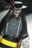080 BARCELONA moda - mózg & bestii wybieg Zdjęcie Stock