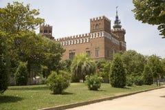 Barcelona - Museum De Ciencies Naturals - museum o Stock Images