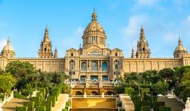 barcelona muzeum obywatel zdjęcia stock