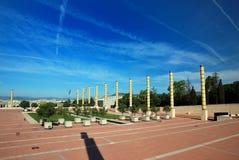 Barcelona, Olympic city Royalty Free Stock Photo