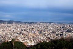 Barcelona - panorama Stock Images