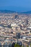 Barcelona Royalty Free Stock Photography