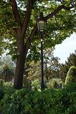 barcelona park Arkivfoton