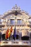 Barcelona port Stock Photography