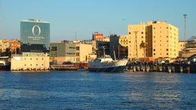 Barcelona port Zdjęcie Stock
