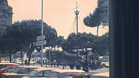 Barcelona Port Authority - almirante Historic Authority vídeos de arquivo