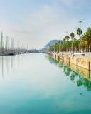 Barcelona Port Vell, Spain Royalty Free Stock Photography