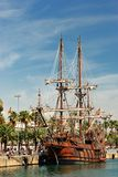 Barcelona Port Stock Image