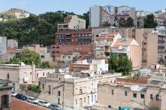 Barcelona rotineira. Fotos de Stock