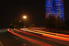 Barcelona-Ruhme lizenzfreie stockfotografie