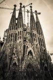 barcelona Sagrada familia Obraz Stock