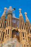 Barcelona Sagrada Familia Stock Photos