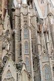 Barcelona Sagrada Familia Stock Images