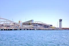 Barcelona. Sea Rambla Royalty Free Stock Photos