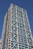 Barcelona skyscraper Stock Photo