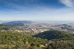 Barcelona (Spain) Royalty Free Stock Photos