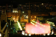Barcelona, Spain Royalty Free Stock Images