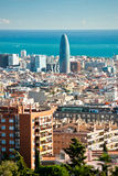 Barcelona, Spain. Royalty Free Stock Photography
