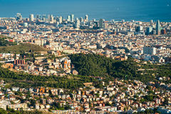 Barcelona, Spain. Stock Image
